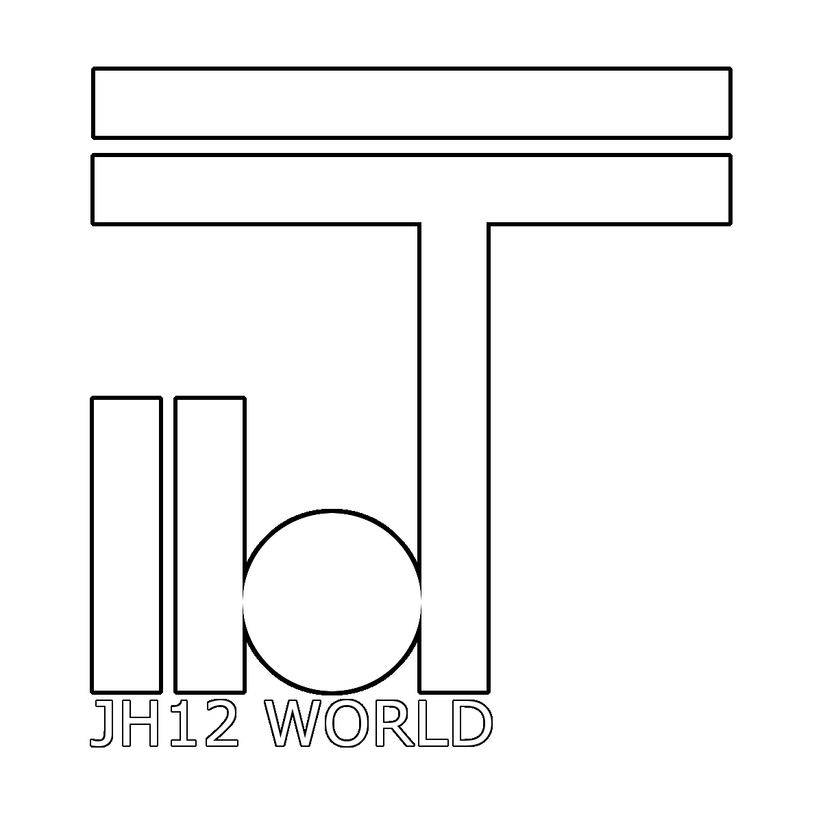 JH12world logo